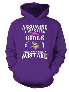 Minnesota Vikings Historic Logo Womens Celebrate the Game T-Shirt - Purple