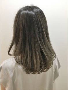 Hair Color Streaks, Hair Color Purple, Hair Color Balayage, Green Hair, Hair Highlights, Haircuts Straight Hair, Haircuts For Medium Hair, Medium Hair Cuts, Medium Hair Styles
