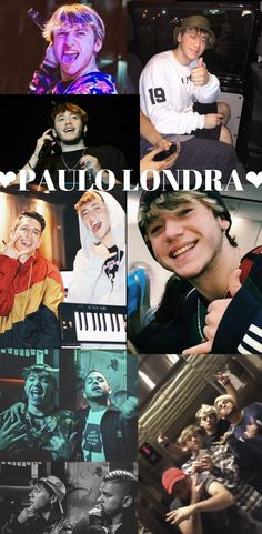 ❤PAULO LONDRA❤ My King, Cute Boys, Crushes, Idol, Harry Potter, Trap, My Love, Celebrities, Wallpapers