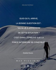 Quoi Qu'il Arrive, Badass Quotes, Motivation, Horoscope, Real Life, Communication, About Me Blog, Inspirational Quotes, Thoughts