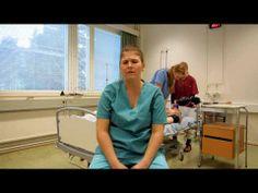 Täsä mie olen  (Noora viikko 1), hoitotyö (nursing) Story Video, Nursing, Blog, Blogging, Breast Feeding, Nurses