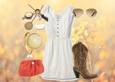 """Little Country"" by steffiejean on Polyvore"