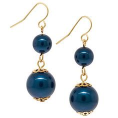 Just Darling Earrings | Fusion Beads Inspiration Gallery