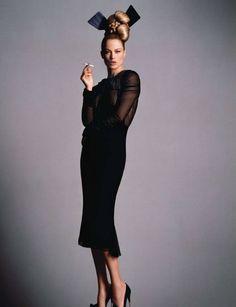 Carolyn Murphy for Vogue Nippon by Daniele & Iango