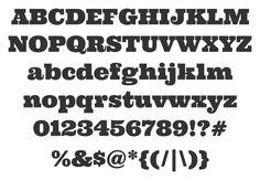 Ultra (free font)