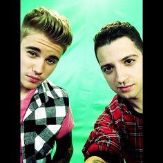 Justin and Nick