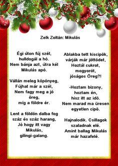 Winter Christmas, Xmas, St Nicholas Day, Advent, Verses, Kindergarten, Christmas Decorations, Santa, Creative