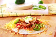 ... -cooker on Pinterest | Flank Steak, Slow Cooker Fajitas and Crock Pot