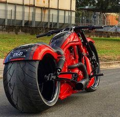 Custom Harley-Davidson V-Rod 360