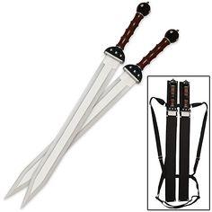 Gladius Twin Sword Set
