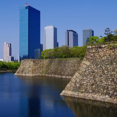 #Осака #Япония #osakacastle