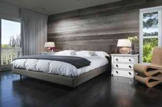 chambre de déco minimaliste