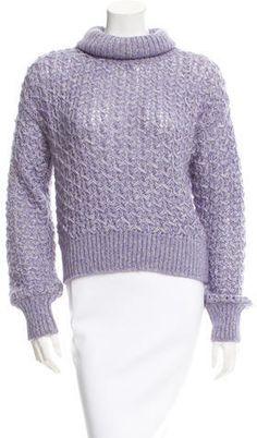 Missoni Wool Turtleneck Sweater   Women Turleneck Sweaters ...