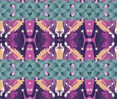 Aphrodite fabric by kociara on Spoonflower - custom fabric