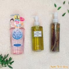 Oil Cleansers are the first step in a PM #KBeauty routine. Check out my post for the other steps and recommendations!