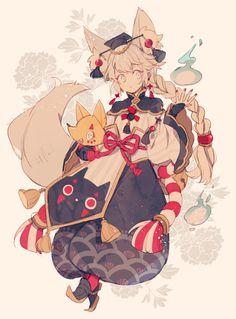 images for anime art Fantasy Character Design, Character Design Inspiration, Character Concept, Character Art, Concept Art, Anime Art Girl, Manga Art, Cute Characters, Anime Characters