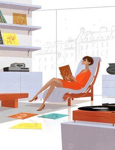 1000 images about matthieu forichon france on pinterest illustrations paris and. Black Bedroom Furniture Sets. Home Design Ideas
