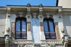 Art nouveau Turin PAV