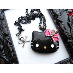 ✭.Hello Kitty Necklace.✭