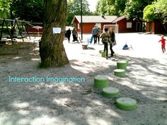 Interaction Imagination: Parks and Play in Stockholm