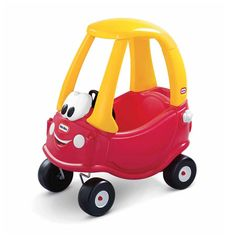 """Little Tikes Cozy Coupe - Red 
