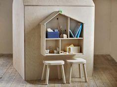 8x Minimalistische Kinderkamers : Separador de ambientes con cajones home pinterest