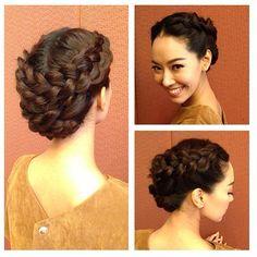 #Hair #style #Plait