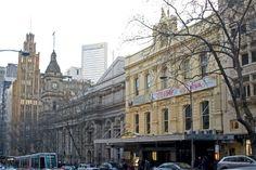 Athenaeum Theatre - City of Melbourne