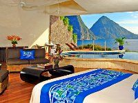 Honeymoon 2 - Jade Mountain, Saint Lucia