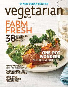 Food network magazine april 2016 allmagazines digital vegetarian times april 2016 allmagazines digital publishing platform read forumfinder Choice Image