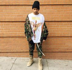 Urban Street Soldier Black Men Street Fashion, Trendy Mens Fashion, Urban Fashion, Love Fashion, Fashion Outfits, Style Japonais, Mens Trends, Mode Style, Men's Style