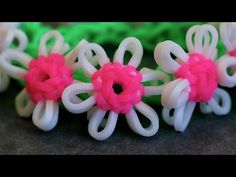 Requested Video: Daisy on the Original Rainbow Loom - YouTube