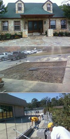 Torres Construction has been offering quality services for more than 15 years. They do brickwork, concrete finishing, driveway paving, floor leveling services, and more. Click this pin to get a free quote.