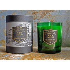 Regency Collection Scented Candles  £30.00  Gorgeous scents for home, the soy candles are part of the latest Regency Collection, featuring Regency Square From Brighton, and a gold foil labelling on a black matt tube. A Stylish and luxurious gift! Each candle is hand blended and poured in West Sussex, in order to ensure maximum quality!