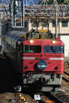 寝台特急「日本海」 2011
