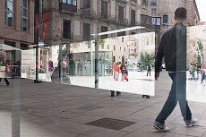 Barcelona 1#tapete #tapeten #fotograf #design #urban #fotograf #spiegelung #architektur