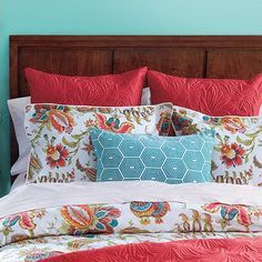 mix and match bedding - Google Search