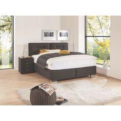 boxspringbett von dieter knoll erleben sie komfortable n chte schlafzimmer pinterest. Black Bedroom Furniture Sets. Home Design Ideas
