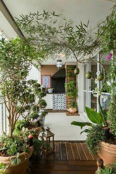 Balcony Decor Garden Project