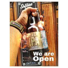 """Estamos oficialmente abiertos. Y declaramos este sábado como """"sábados de IPAs"""" solo por que nos gustan y ya está! Así que ven a por tu IPA. O por la birra que quieras tomar.  #beershooter #malasaña  #malasañamola  #condeduque  #condeduquegente  #madrid #madridmola #madridmemola #cervezaArtesana #craftbeermadrid #cervezaartesanamadrid #rinconesdemalasaña #ganasdemalasaña #madridtime  #callelapalma #beermadrid  #cervezamadrid #tapas #tapeo #tequeños #sabado  #madridfoodtour #madridfood…"""