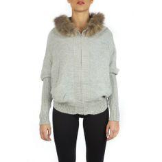Ζακέτα πλεκτή Fur Coat, Winter, Jackets, Fashion, Winter Time, Down Jackets, Moda, Fashion Styles, Fashion Illustrations