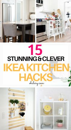 15 Must Try IKEA Kitchen Hacks You Wonu0027t Want To Miss Pictures