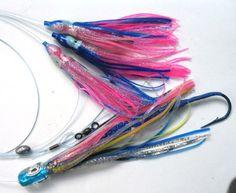 Tuna Bullet Daisy Chain Mahi Magician Fishing Lure for All Tuna Mahi Wahoo Marlin >>> See this great product.