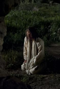 Jesus Christ praying in the Garden of Gethsemane - Sanctified in Christ by the grace of God, through the shedding of the blood of Christ, which is in the covenant of the Father unto the remission of your sins, that ye become holy, without spot.