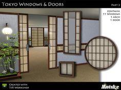 Tokyo Windows and Doors Part 2 by Mutske