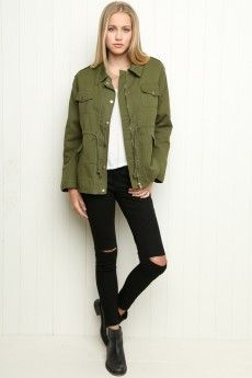 Doris Jacket