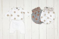 DREAMERS SS14 - baby  dots !