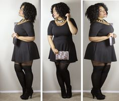 STYLE CHIC 360: Valentine's Day Inspiration | Date Night in Your LBD