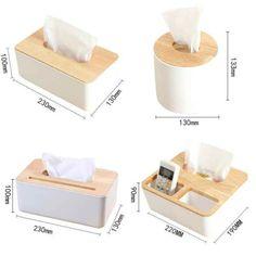 1Pcs-Tissue-Box-Box-Home-Home-Decoration-Dispenser-Napkins-Holder-Oak-Wooden