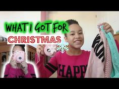 What I Got For Christmas 2014 - YouTube